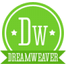 96x96px size png icon of a dreamweaver