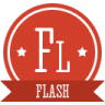 96x96px size png icon of a flash