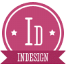 96x96px size png icon of a indesign