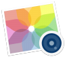 96x96px size png icon of iPhoto