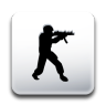96x96px size png icon of Counter Strike