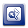 96x96px size png icon of Microsoft Frontpage