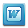 96x96px size png icon of Microsoft Word