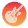96x96px size png icon of Garageband