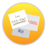 96x96px size png icon of Stickies