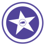 96x96px size png icon of iMovie