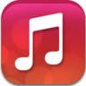 96x96px size png icon of ios7 music