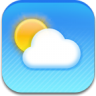 96x96px size png icon of ios7 weather