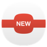 96x96px size png icon of Create New