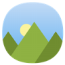 96x96px size png icon of Gallery