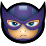 96x96px size png icon of Avengers Hawkeye