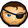 96x96px size png icon of Avengers Nick Fury