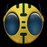 96x96px size png icon of Bioman Avatar 6 Peebo