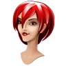 96x96px size png icon of browser girl opera