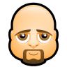 96x96px size png icon of Male Face K5