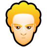 96x96px size png icon of Male Face L1