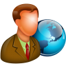 96x96px size png icon of Global Manager