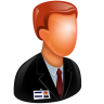 96x96px size png icon of Manager