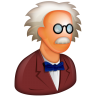 96x96px size png icon of Professor