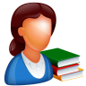 96x96px size png icon of Teacher