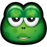 96x96px size png icon of Green Monster 23