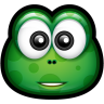 96x96px size png icon of Green Monster 8
