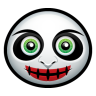 96x96px size png icon of clown 2