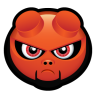 96x96px size png icon of devil 2