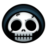96x96px size png icon of grim reaper