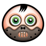 96x96px size png icon of mask 4