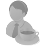 96x96px size png icon of Coffee break disabled