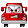 96x96px size png icon of Auto Angry