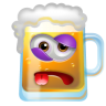 96x96px size png icon of Beer Beaten