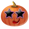 96x96px size png icon of Pumpkin Stars