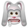 96x96px size png icon of Rabbit StopTalking