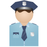 96x96px size png icon of Policman Without Uniform
