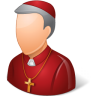 96x96px size png icon of Religions Bishop