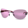 96x96px size png icon of PINK GLASSES