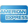 96x96px size png icon of American Express