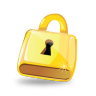 96x96px size png icon of padlock lock
