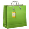 96x96px size png icon of shopping bag