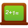 96x96px size png icon of Blackboard