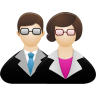 96x96px size png icon of Teachers