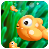 96x96px size png icon of Fish 2
