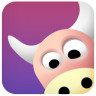 96x96px size png icon of ox cow 1