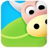 96x96px size png icon of ox cow 2
