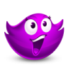 96x96px size png icon of Purple