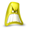 96x96px size png icon of Yellow