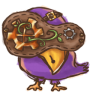 96x96px size png icon of Steampunk Bird