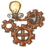 96x96px size png icon of Steampunk Light